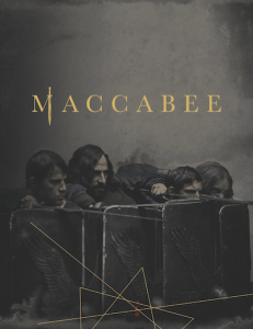 MACCABEE cover for email blast
