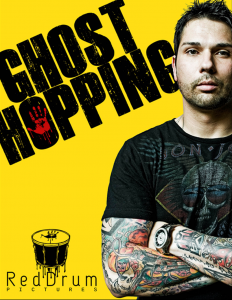 ghost hopping poster